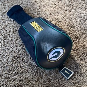New Green Bay Packers Golf Headcover